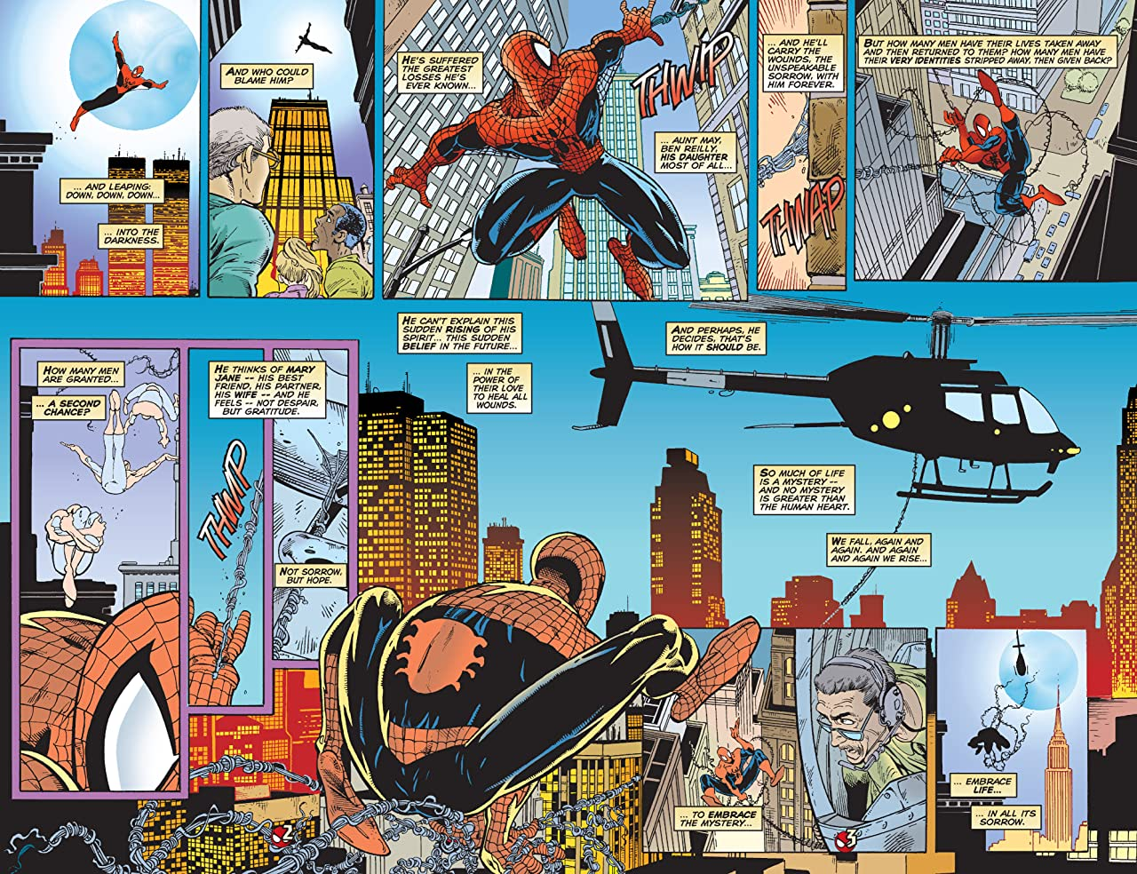 Peter Parker, The Spectacular Spider-Man (1976-1998) #241