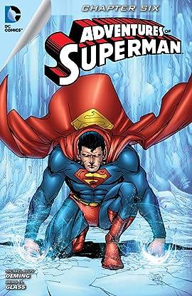Adventures of Superman (2013-2014) #6