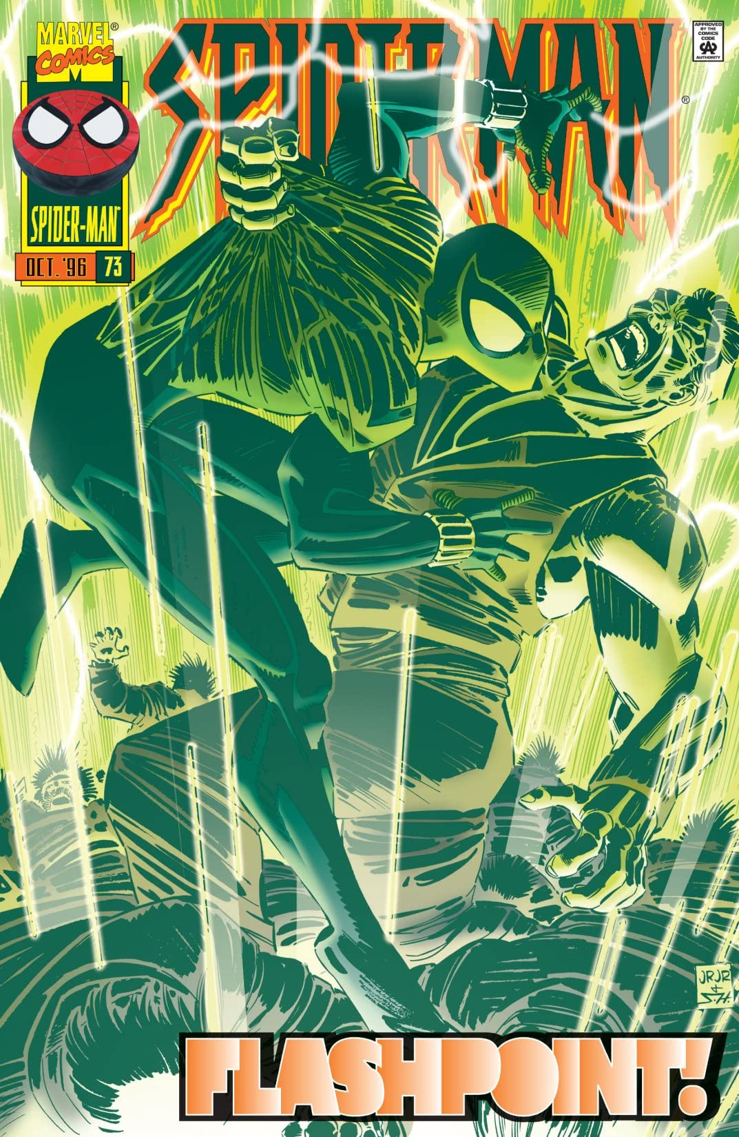 Spider-Man (1990-1998) #73