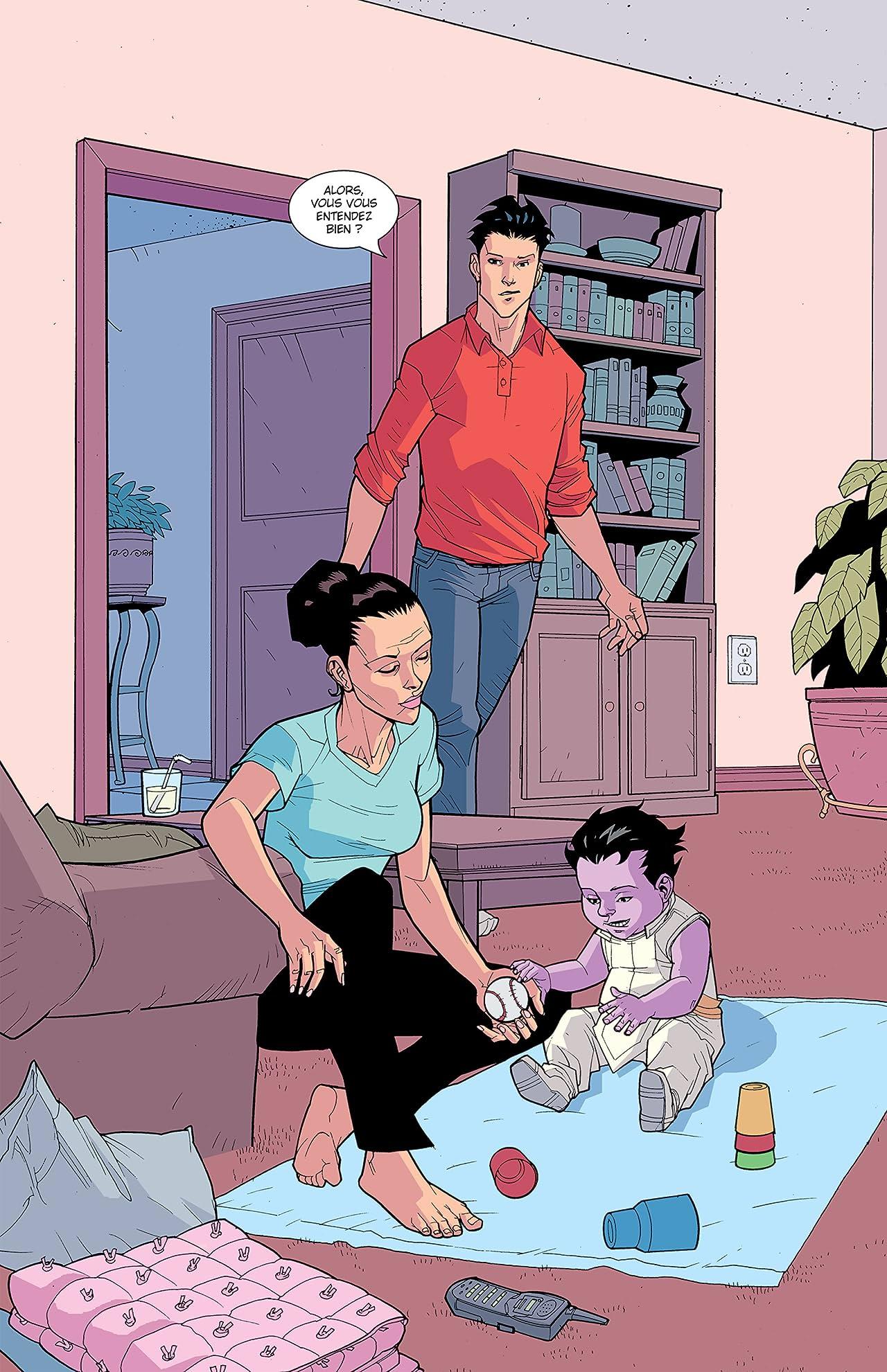 Invincible Vol. 6: Ménage à trois