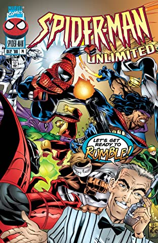 Spider-Man Unlimited (1993-1998) #14
