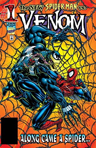 Venom: Along Came A Spider (1996) #1 (of 4)