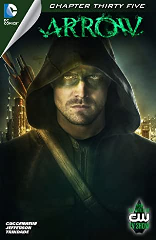 Arrow (2012-2013) No.35