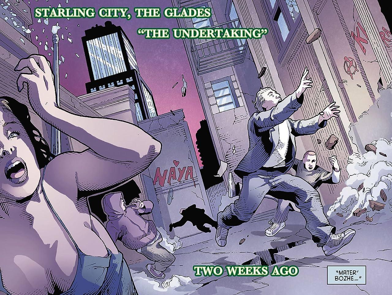 Arrow (2012-2013) #35