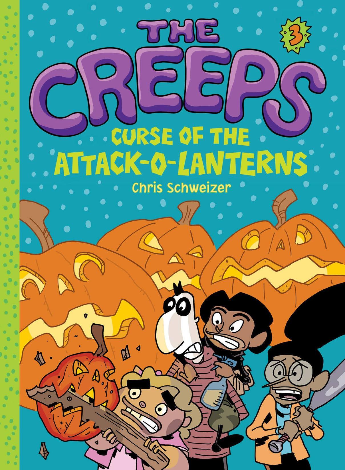 Creeps Vol. 3: Curse of the Attack-o-Lanterns