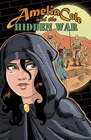 Amelia Cole #8: Hidden War Part 2