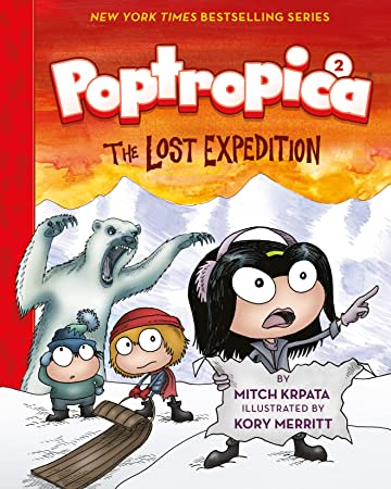 Poptropica Vol. 2: The Lost Expedition