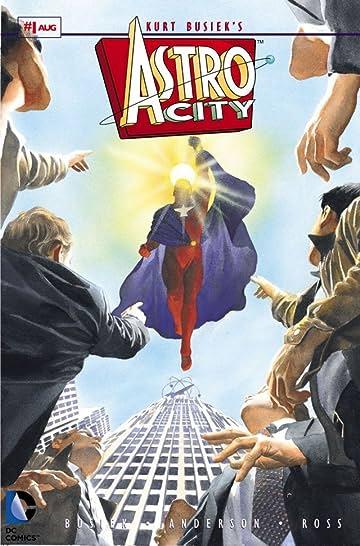 Astro City (1995-1996) #1