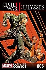 Civil War II: Ulysses Infinite Comic #5 (of 6)
