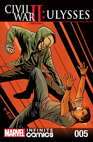 Civil War II: Ulysses Infinite Comic No.5 (sur 6)