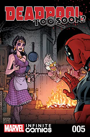 Deadpool: Too Soon? Infinite Comic #5 (of 8)