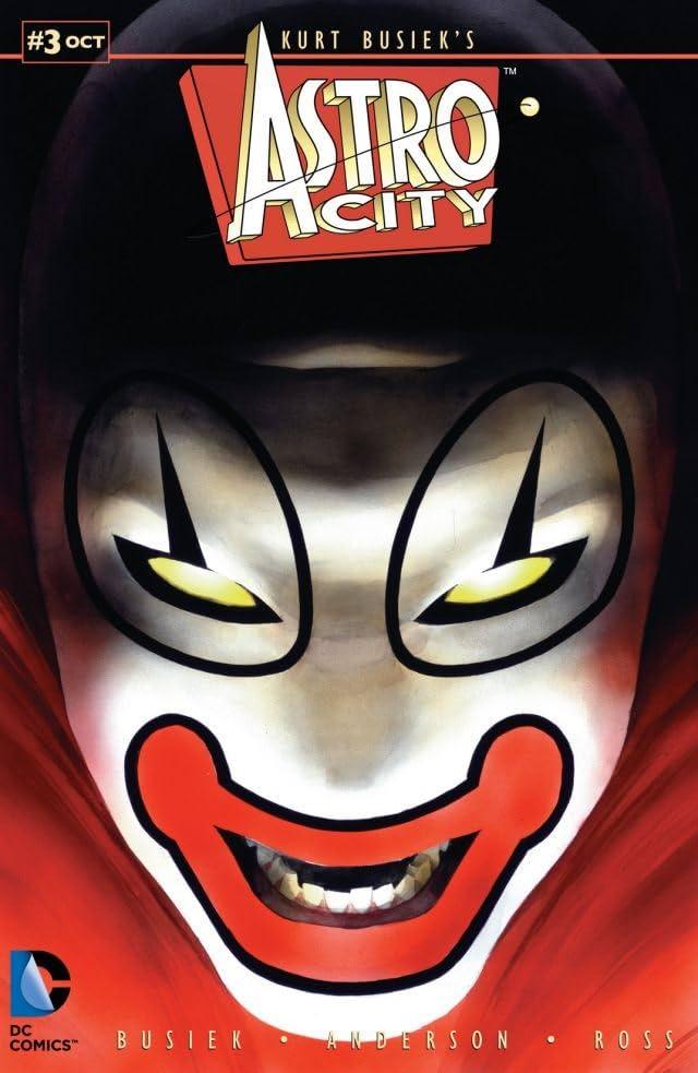 Astro City (1995-1996) #3