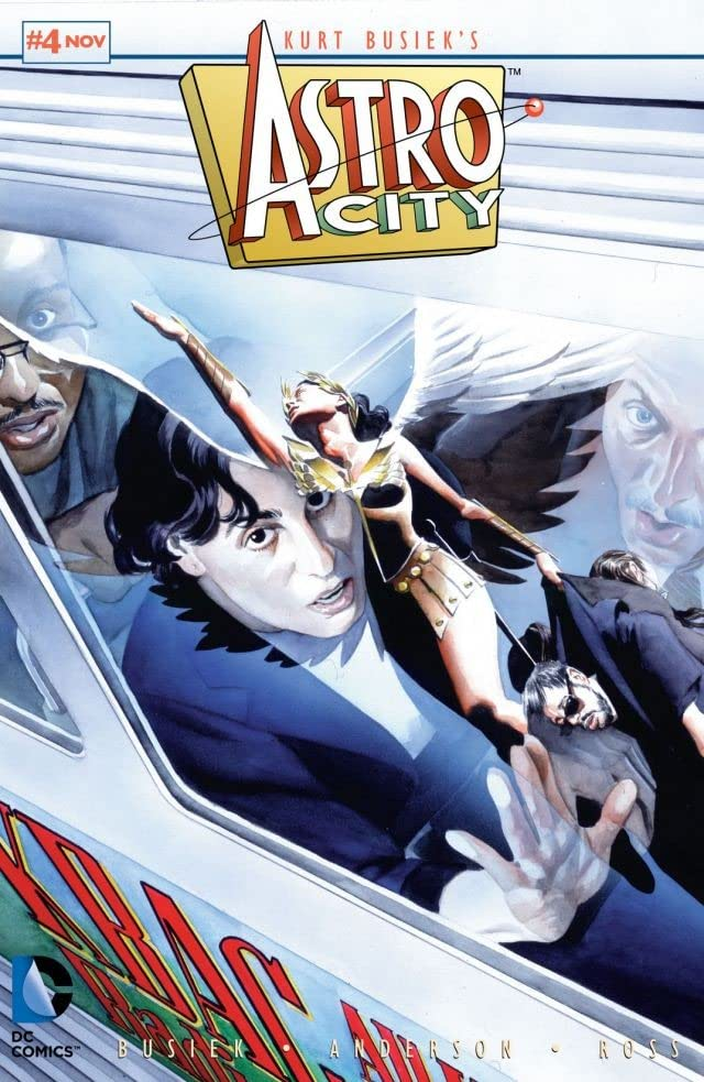 Astro City (1995-1996) #4