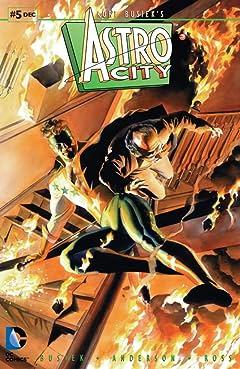 Astro City (1995-1996) #5