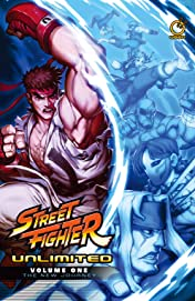 Street Fighter Unlimited Vol. 1: The New Journey