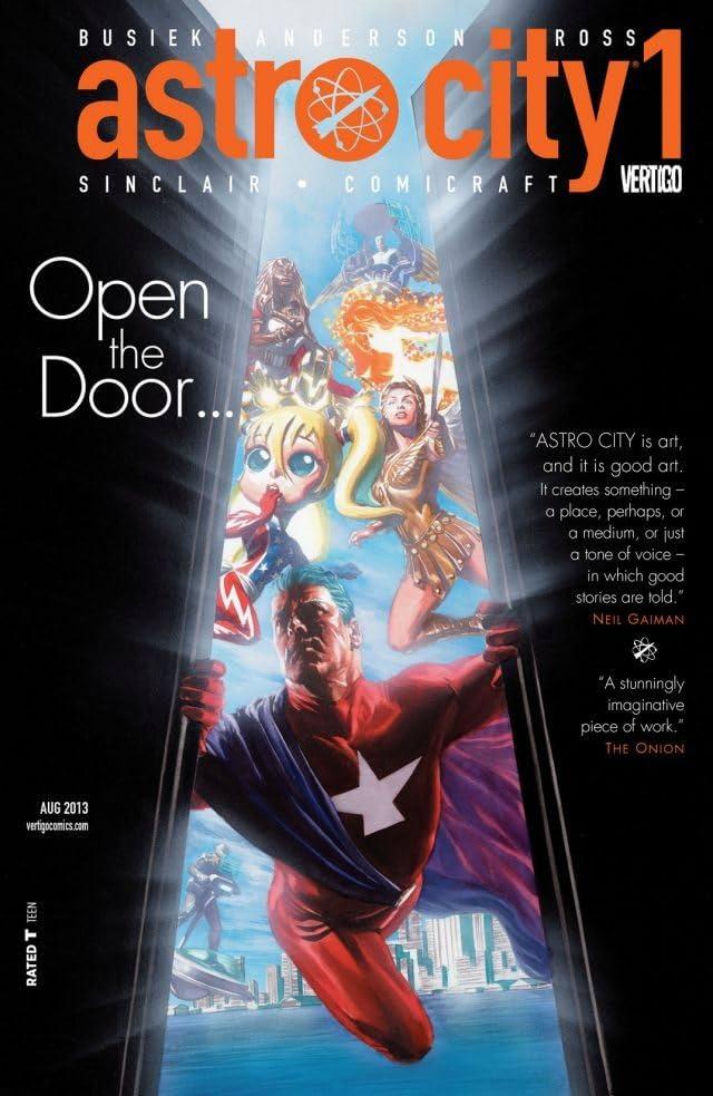 Astro City (2013-) #1
