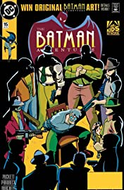 The Batman Adventures (1992-1995) #15