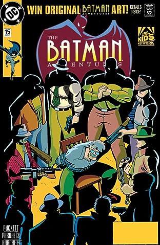 The Batman Adventures (1992-1995) No.15