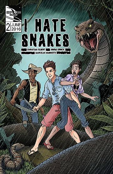 I Hate Snakes #2