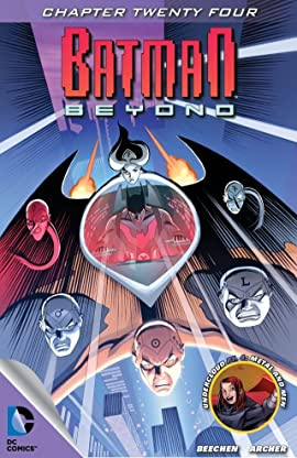Batman Beyond (2012-2013) #24