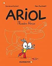 Ariol Vol. 2: Thunder Horse Preview