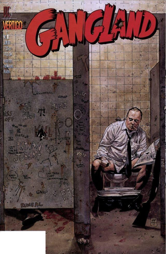 Gangland (1998) #1 (of 4)