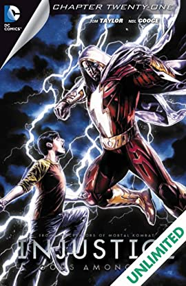 Injustice: Gods Among Us (2013) #21