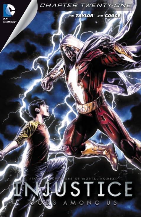 Injustice: Gods Among Us (2013) #21