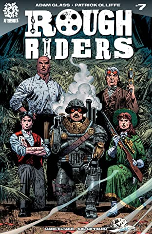 Rough Riders #7