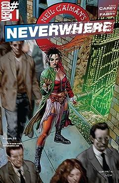 Neil Gaiman's Neverwhere #1 (of 9)