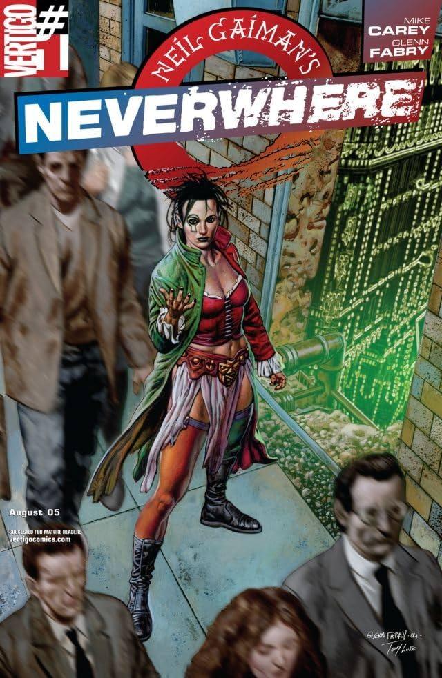 Neil Gaiman's Neverwhere #1