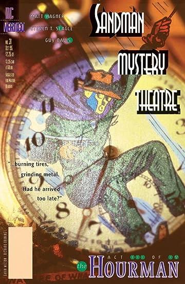 Sandman Mystery Theatre (1993-1999) #31