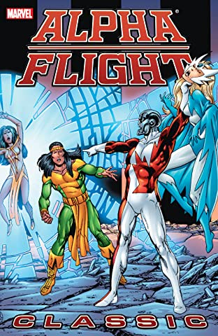 Alpha Flight Classic Vol. 3