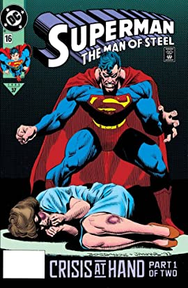 Superman: The Man of Steel (1991-2003) #16