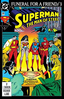 Superman: The Man of Steel (1991-2003) #20