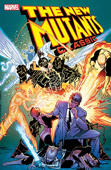 New Mutants Classic Vol. 5