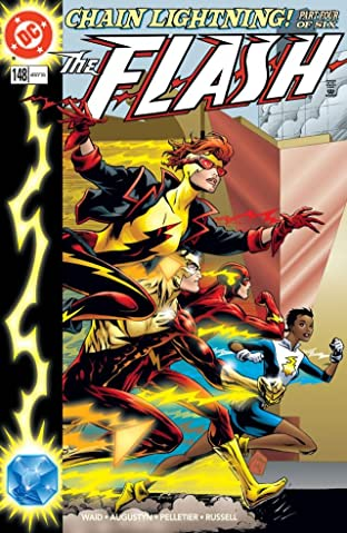 The Flash (1987-2009) #148