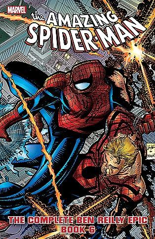 Spider-Man: The Complete Ben Reilly Epic COMIC_VOLUME_ABBREVIATION 6