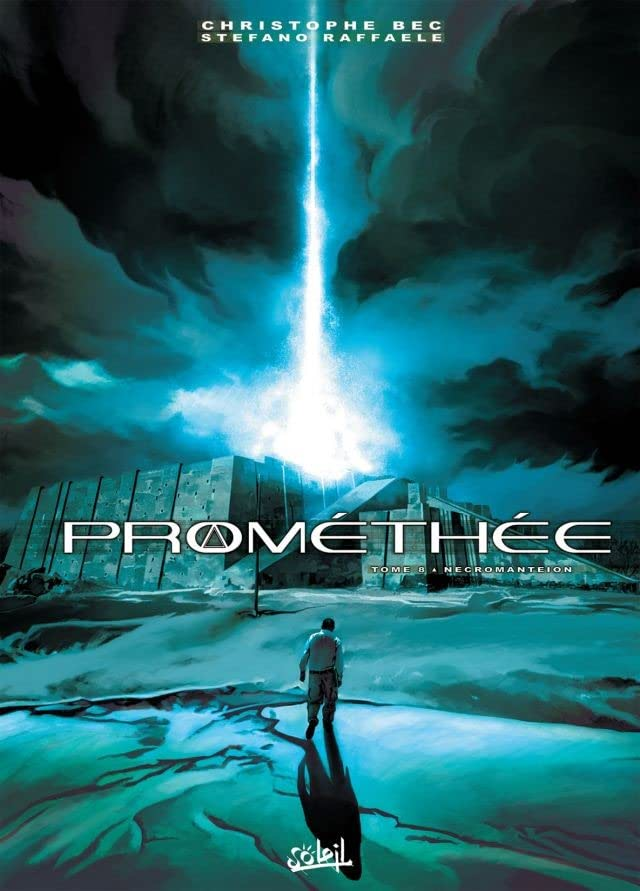Prométhée Vol. 8: Necromanteion