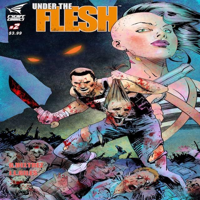 Under the Flesh #2