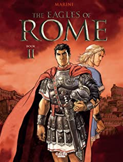 Eagles of Rome Tome 2: Book II