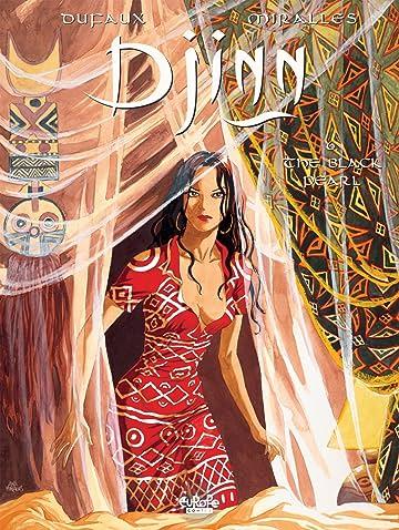Djinn Vol. 6: The Black Pearl