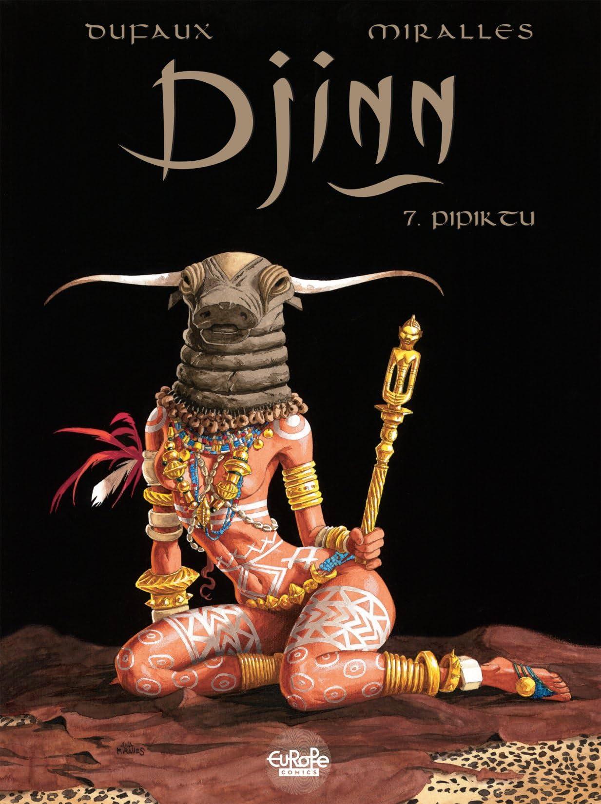 Djinn Vol. 7: Pipiktu