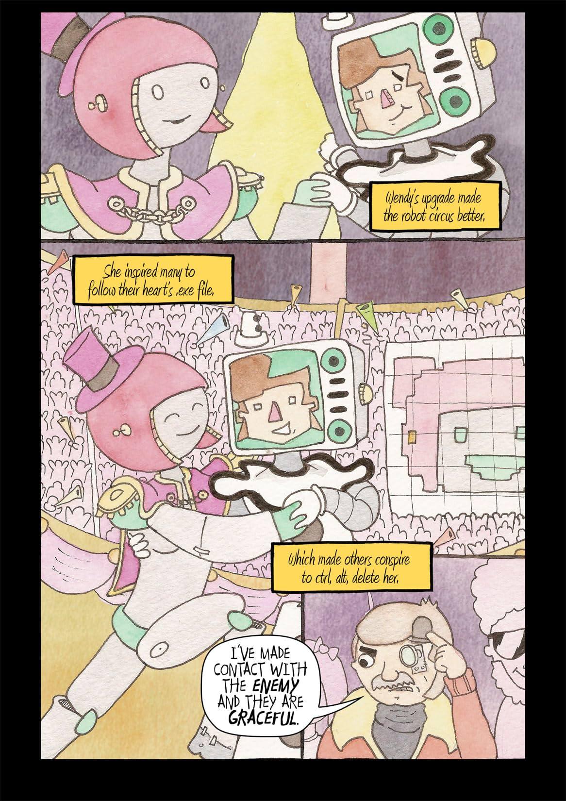Carnivale De Robotique #3