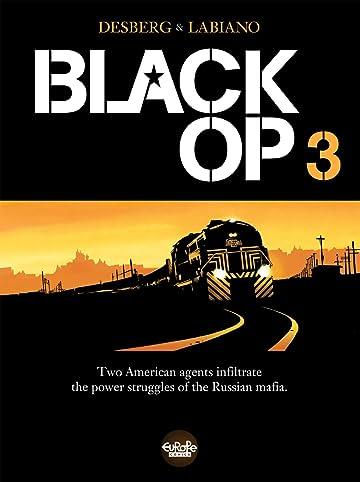 Black Op Vol. 3