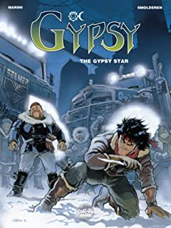 Gypsy Tome 1: The Gypsy star