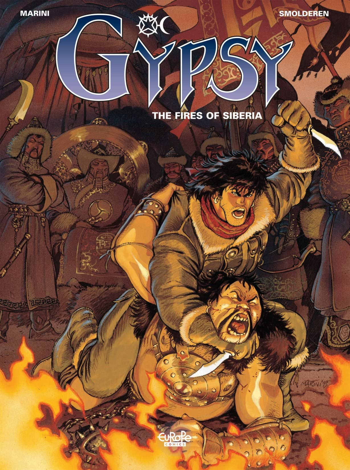 Gypsy Vol. 2: The Fires of Siberia