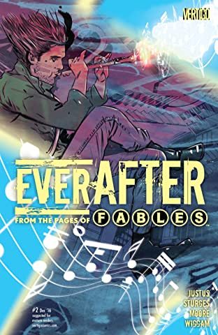 Everafter: From the Pages of Fables (2016-2017) No.2