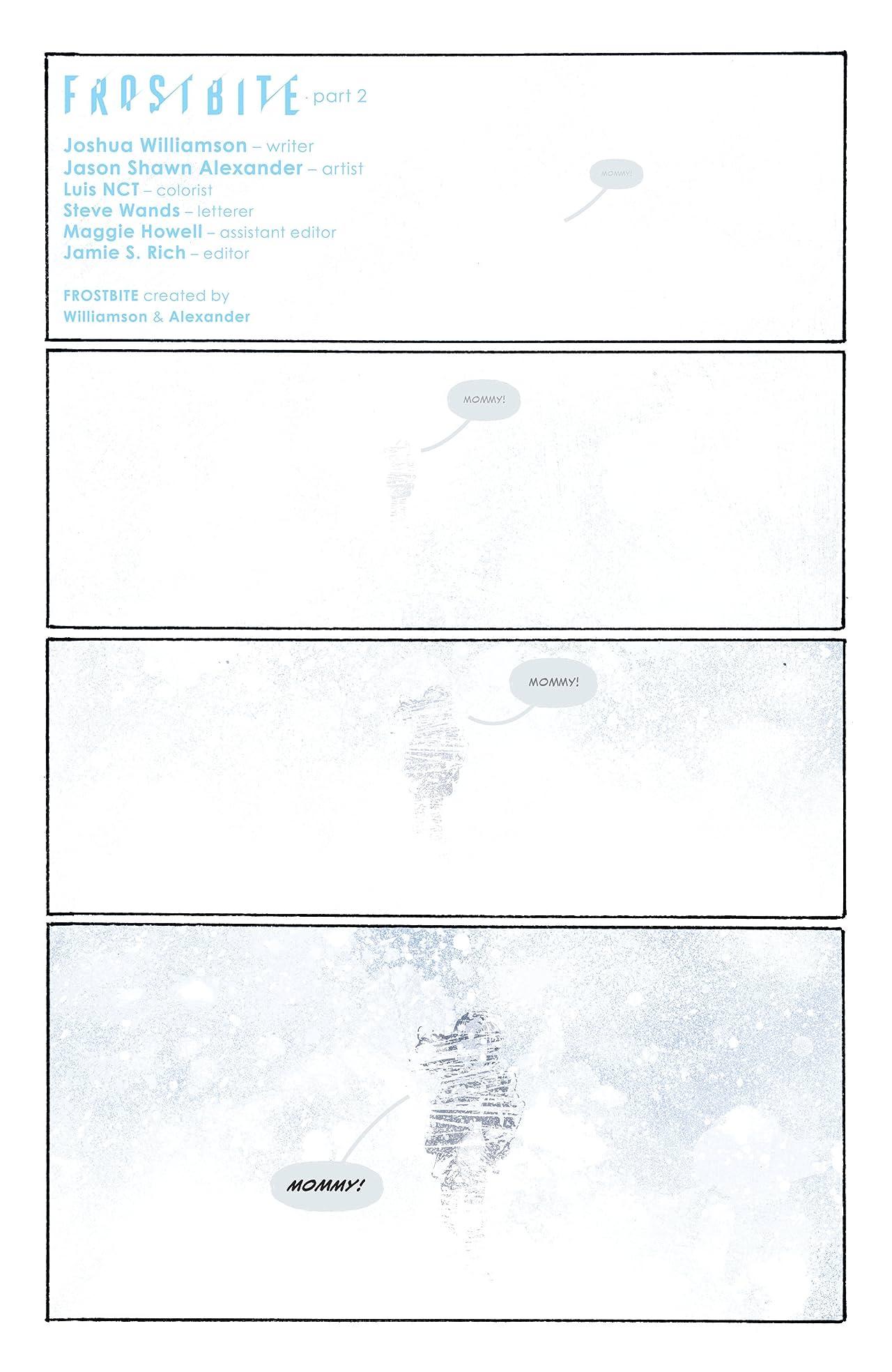 Frostbite (2016-2017) #2