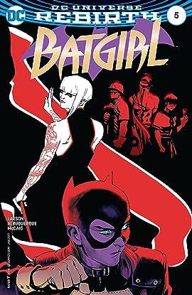Batgirl (2016-) No.5